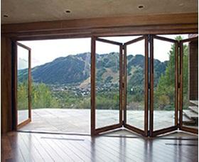 Πτυσσόμενες Πόρτες-Παράθυρα
